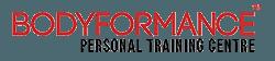 Bodyformance Personal Training centre logo